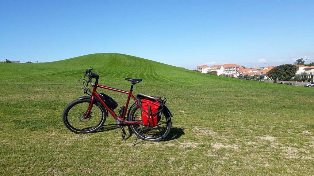 Biscarosse fietstocht van 75km