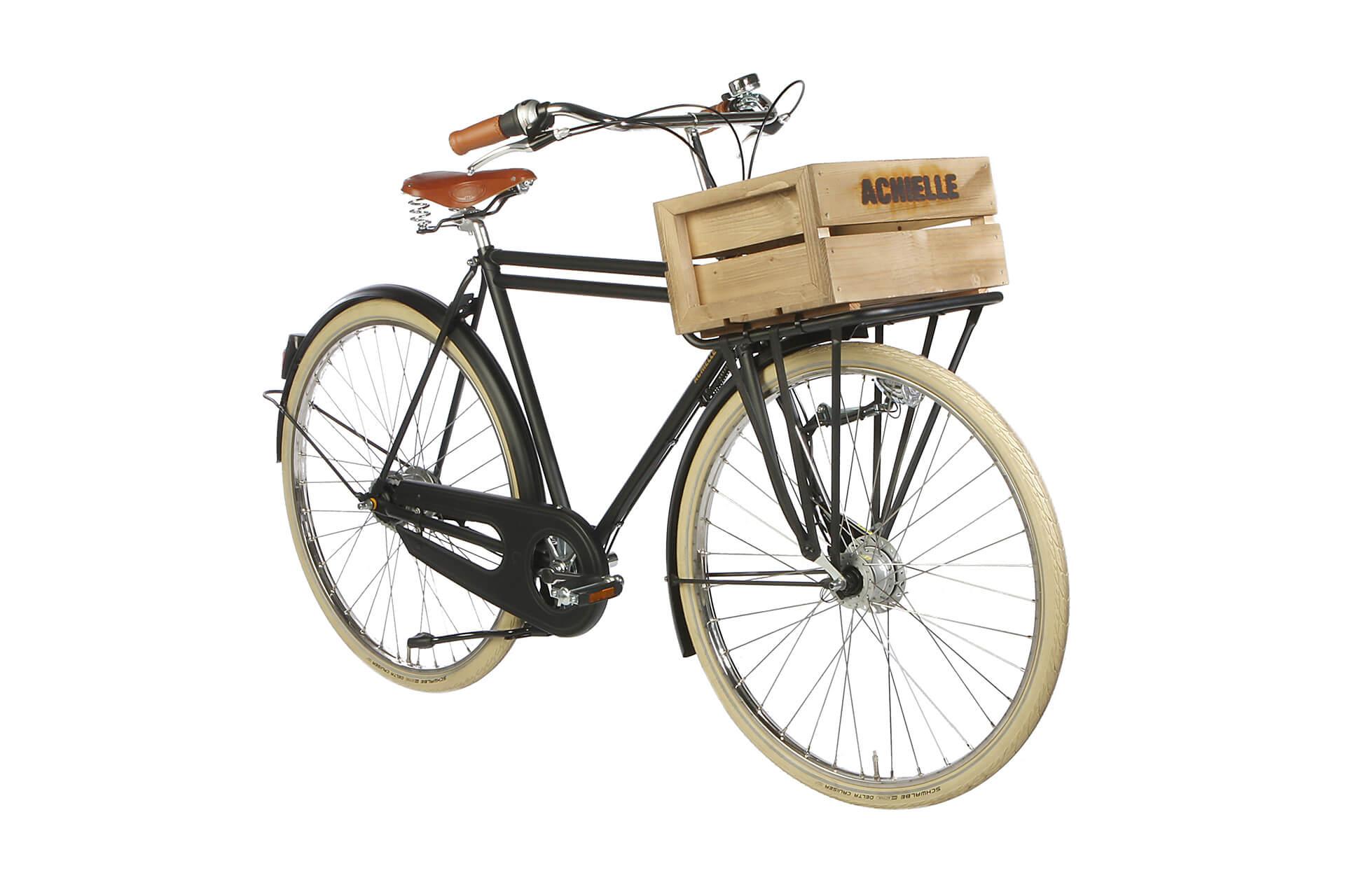 achielle chraighton pick up transportfiets Fietsen Jurgen