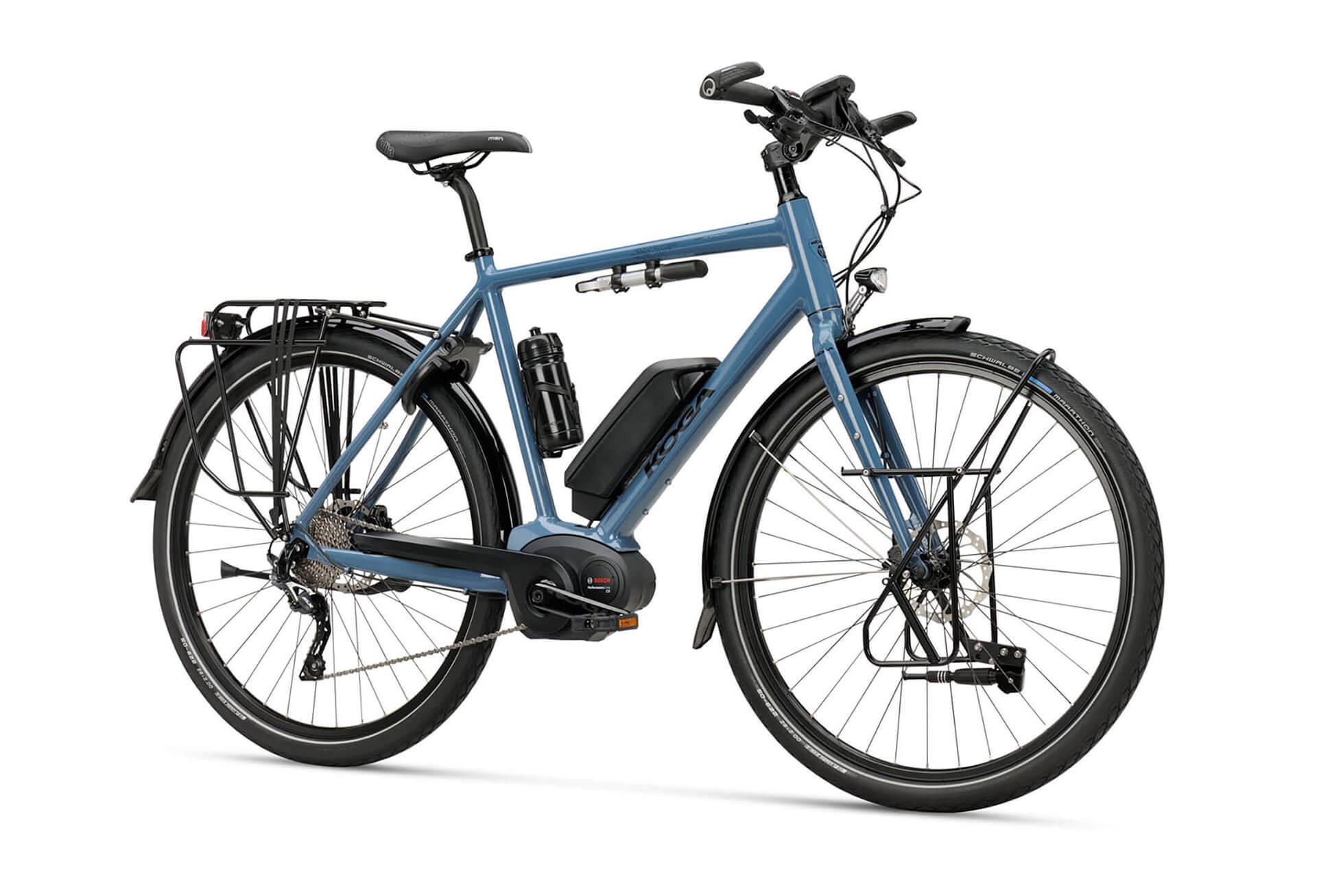 Koga worldtraveller fietsen Jurgen